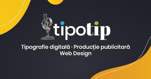 TipoTip - Tipografie digitala | Productie publicitara